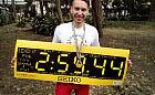 Daniel Penk biegnie po koronę maratonów świata. Możesz pomóc w zbiórce pieniędzy