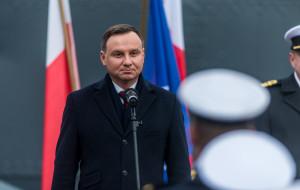 AWFiS chce nadać tytuł honoris causa prezydentowi Andrzejowi Dudzie