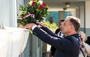 Andrzej Duda na razie nie dostanie tytułu doktora honoris causa AWFiS