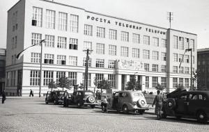 Historia poczty przy ul. 10 Lutego w Gdyni