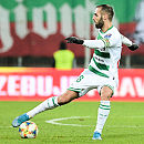 Flavio Paixao strzelił 55 goli w Lechii Gdańsk. Będzie miał większą konkurencję