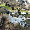 Kamienna Góra: park gotowy, ale wciąż niedostępny