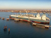 Terminal LNG w Gdańsku na liście ważnych unijnych projektów