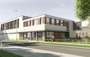 Rozbudują SP 16 w Gdyni, wykorzystując pomysły uczniów