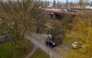 Gdynia: nowy park wygłuszy estakadę Kwiatkowskiego