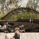 Pijalnia wód, amfiteatr leśny - studenckie wizje miejskiej infrastruktury wodnej