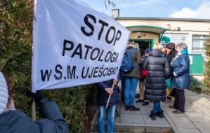 Policja zabezpieczyła dokumenty w spółdzielni SM Ujeścisko