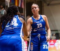 AZS UG Gdańsk - Wisła Kraków 71:60. Pierwsza wygrana w Energa Basket Lidze Kobiet