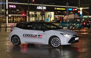 Toyota Corolla: pakiet GR Sport dodał pazura