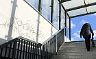 Duże wydatki na walkę z pseudograffiti. Bohomazy przy SKM Śródmieście