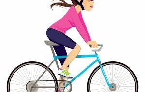 Na rower bez bielizny?