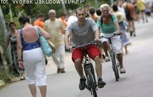 Do czego nie służy ścieżka rowerowa?