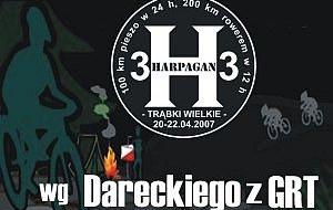 Harpagan 33, przez kociewskie mokradła