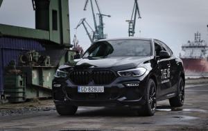 Nowe BMW X6: zadziorne i eleganckie