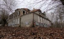 Restauracja Bergschloss: ruiny...