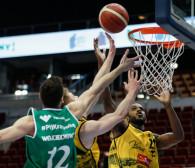 Trefl Sopot - Śląsk Wrocław 86:76. Darious Moten pomógł w debiucie koszykarzom