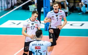 Trefl Gdańsk - Verva Warszawa 3:0. Siatkarze zagrają w fazie play-off