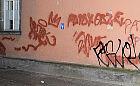 Grafficiarz zatrzymany na gorącym uczynku