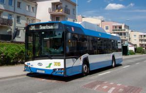 Gdynia chce kupić kolejne trolejbusy