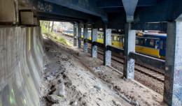 Sopot: kolejny etap remontu wiaduktu nad torami kolejowymi