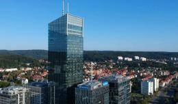 Kolejny ponad 100-metrowy biurowiec ma stanąć w Oliwie