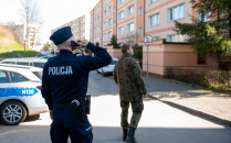 Koronawirus: terytorialsi i policjanci...