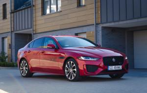 Jaguar XE został odświeżony. Co się zmieniło?