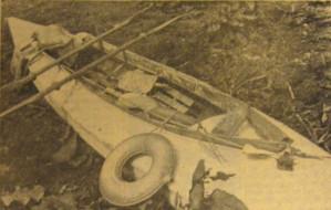 O dwóch takich, co uciekli kajakiem na Bornholm