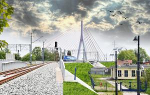 Modernizacja torów do trójmiejskich portów zgodnie z planem