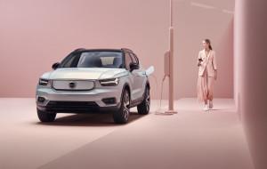 Elektryczna przyszłość Volvo Drywa