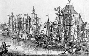 400 lat temu otwarto w Gdańsku pierwszy konsulat w Polsce