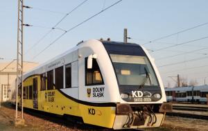 Pociąg Kolei Dolnośląskich będzie kursował na Pomorskiej Kolei Metropolitalnej