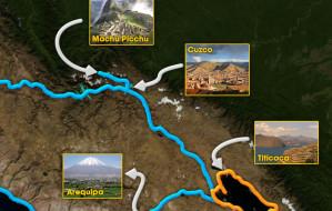 Studenci z PG z rowerową ekspedycją do Peru