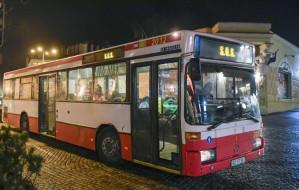 Autobus SOS będzie jeździł dłużej