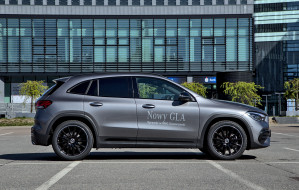 Nowy Mercedes GLA i 22 lata BMG Goworowski