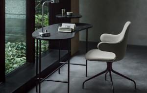 Pochwała prostoty: biurko idealne