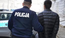 Grafficiarz z Włoch zatrzymany w Gdańsku