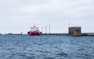 Morski transport ropy dla sieci Moya trafił do Portu Gdynia