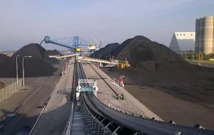 Port Gdańsk. Rekordowy masowiec przywiózł węgiel z Kolumbii