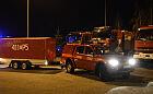 Strażacy z Trójmiasta pojechali walczyć z pożarem w Biebrzańskim Parku Narodowym