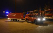 Strażacy z Trójmiasta pojechali walczyć z...