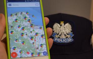 Ponad tysiąc zgłoszeń na mapie zagrożeń w trzy miesiące