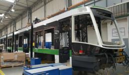 Pesa w barwach Lechii Gdańsk. Wyjątkowy tramwaj w czerwcu dotrze do Gdańska