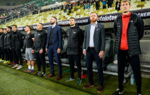 Piotr Stokowiec, trener Lechii Gdańsk: Nie da się zjeść słonia na raz
