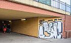 Mural i farba antygraffiti w tunelu pod Błędnikiem. To pomysł na walkę z bazgrołami