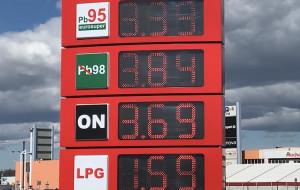 Litr benzyny za 3,34 zł, a gazu za 1,45 zł. Rekordowo niskie ceny paliw