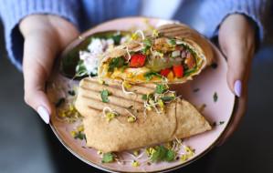 Kuchnia wegetariańska z dowozem do domu