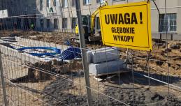 Przebudowa placu przed Uniwersytetem Morskim w Gdyni