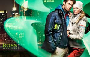Hugo Boss - vintage i sportowa elegancja