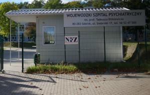 Bez nowych zakażeń w szpitalu psychiatrycznym